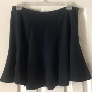 Michael Kors Navy Skirt size 8